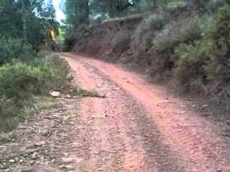 Diputación de Guadalajara invertirá un millón de euros en arreglos de caminos rurales. |